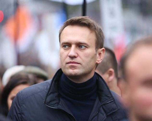 Паранойя Алексея Навального выходит на новый уровень