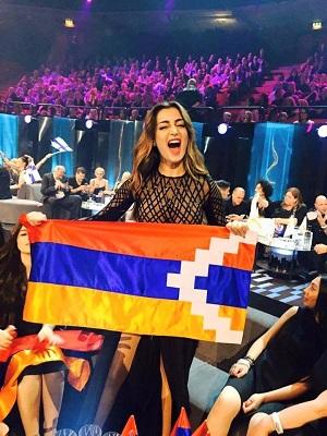 «Евровидение-2016». Ивета Мукучян заняла 7 место (Видео)