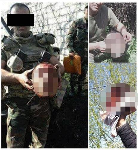 Европейский суд рассмотрит дело обезглавленного армянского солдата