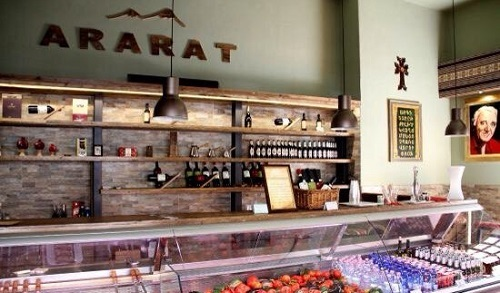 «Арарат» во Флоренции в списке ста лучших