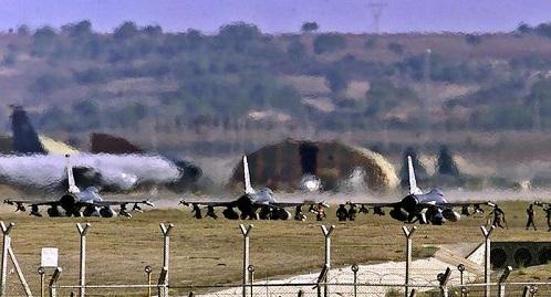 Hurriyet Daily: Турция и Германия договорились об использовании авиабазы Инджирлик