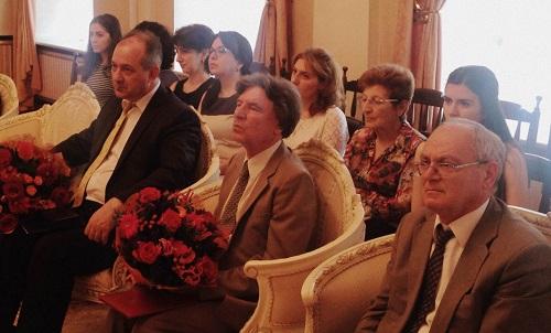 В Москве сотрудникам Института стран СНГ вручены награды президента Армении