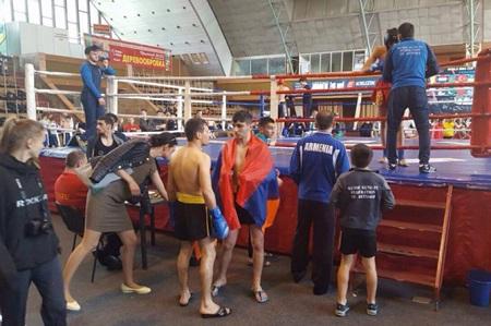 Сборная Азербайджана по кунг-фу извинилась перед армянской командой
