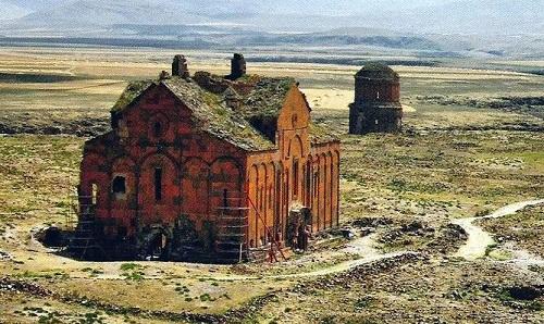 Турция внесла столицу древней Армении в список для подтверждения ЮНЕСКО