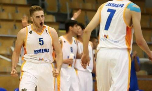 Ара Погосян о планах баскетбольной команды Армении после победы в Европе