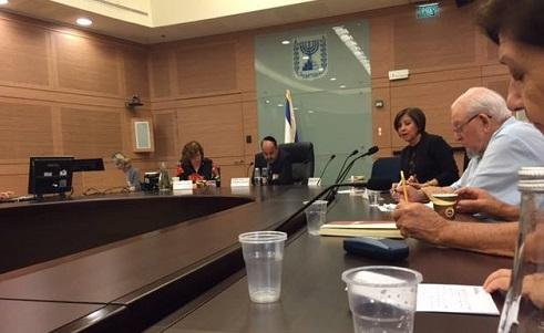 Комитет по вопросам образования и спорта Кнессета признал Геноцид армян