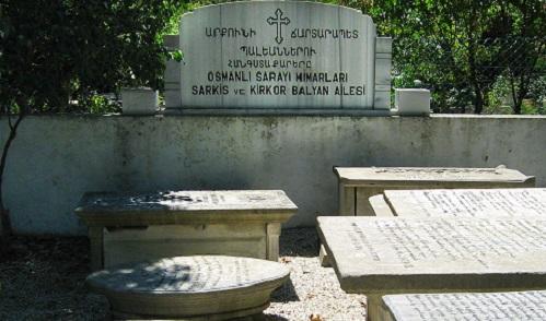 В Стамбуле откроют мавзолей архитекторов армянской династии Бальян