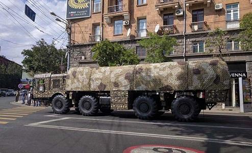 Stratfor: Россия не хочет войны в Карабахе, «Искандер» в Армении тому доказательство