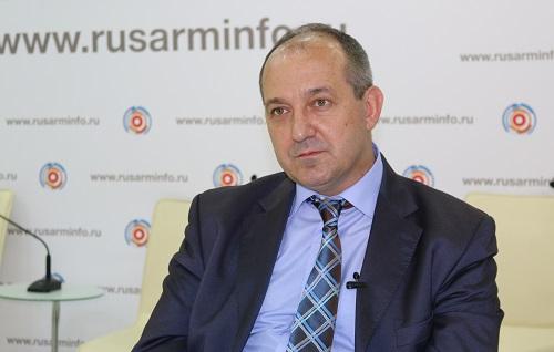Vladimir Yevseyev: Moscow should strengthen air security of Armenia and  Nagorno-Karabakh — Rusarminfo