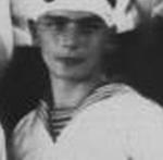 капитан Борис Багдасарян в молодости