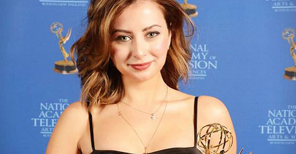 Ануш Элбакян получила престижную премию Emmy