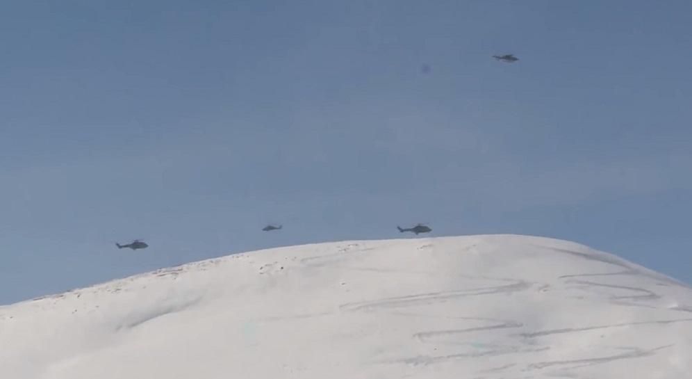 Turkey holds major exercises in Kars