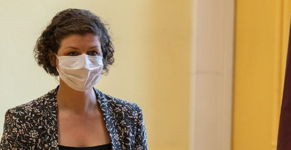 Жанна Барсегян стала мэром Страсбурга
